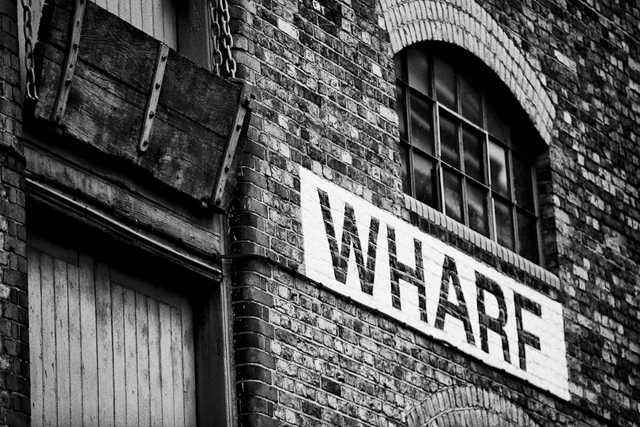 Wharf, Wapping, London, E1