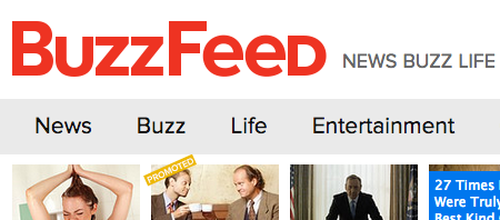 Hello BuzzFeed. Goodbye Sunday Times. And the rest.